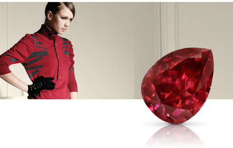 Natural Fancy Red Diamonds