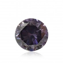 Fancy Dark Violet Gray Diamond