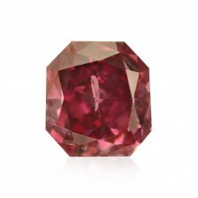 Fancy Purplish Red Diamond