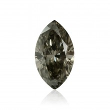 Fancy Dark Green Gray Diamond