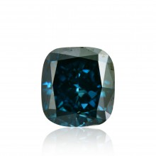 Fancy Deep Blue Green Diamond