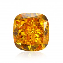 Fancy Vivid Orange Diamond