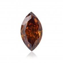 Fancy Deep Brownish Orange Diamond