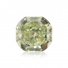 Fancy Yellow Green Diamond