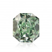 Fancy Intense Green Diamond