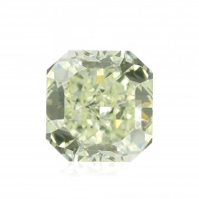 Light Yellow Green Diamond