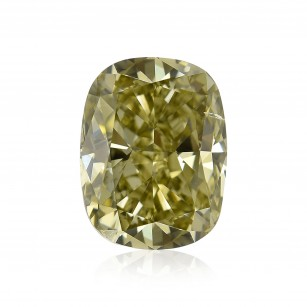 Fancy Deep Green Yellow Diamond