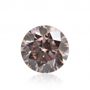 Fancy Brownish Pink Diamond
