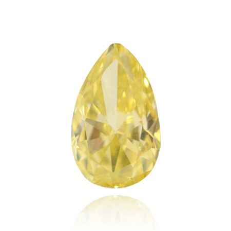 Fancy Greenish Yellow Diamond