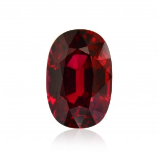 Vivid Red Gemstone