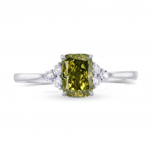 Chameleon Cushion Diamond Ring, SKU 265538 (1.13Ct TW)