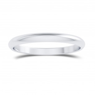 Classic Wedding Band - 2.0MM, SKU 27671R