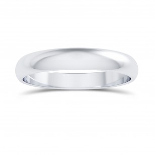 Classic Wedding Band - 3.0MM, SKU 27672R