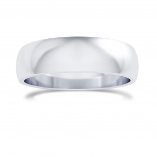 Classic Wedding Band - 5.0MM, SKU 27674R