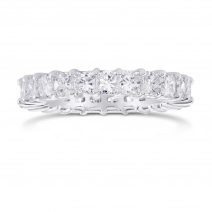 Radiant Diamond Full Eternity Band Ring, SKU 291115 (3.39Ct TW)