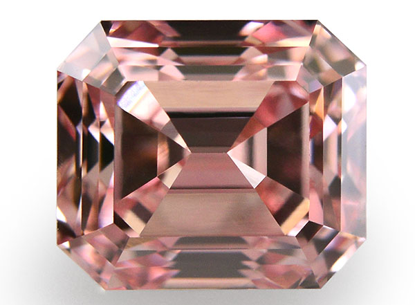 0.71 carat Fancy Intense Pink, Internally Flawless