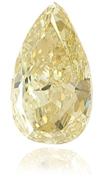 11.24ct, Fancy Yellow, SI2