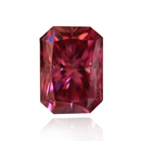 0.29 carat, Fancy Purplish Red Diamond