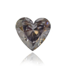 0.56 carat, Fancy Dark Violetish Gray Argyle Diamond