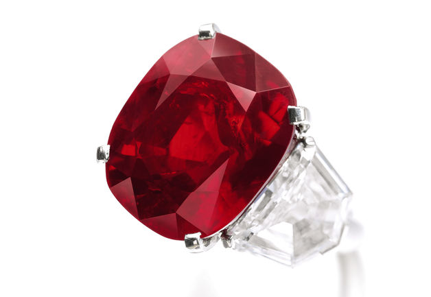 Most Expensive Ruby In The World Leibish