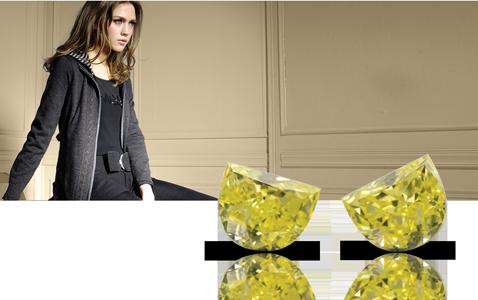 Side Stones Diamonds