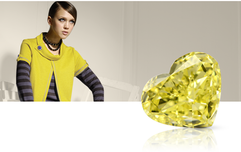 Yellow Canary Diamonds