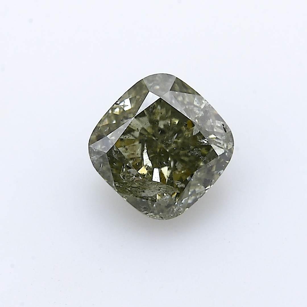 carat fancy deep gray yellowish green diamond. Black Bedroom Furniture Sets. Home Design Ideas