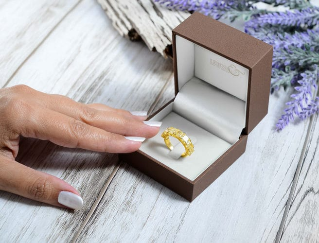 How Much Engagement Ring Should Cost  -  FAQ | Leibish