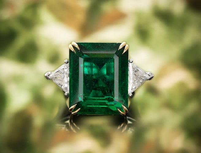 The Trapiche Emerald | Emeralds