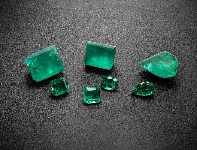 Emeralds from Zambia | Leibish