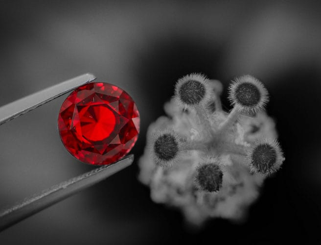 Star Ruby Information - Value, Meaning & Rarity | Leibish