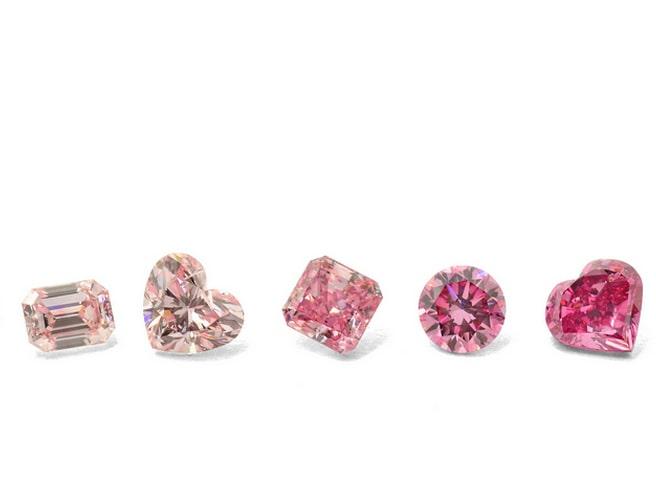 Intensität farbiger Diamanten | Diamantenwissen | Leibish