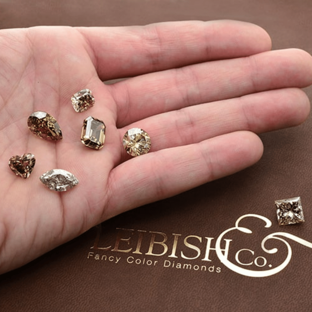 Why Diamonds are used for Engagement Rings | Leibish