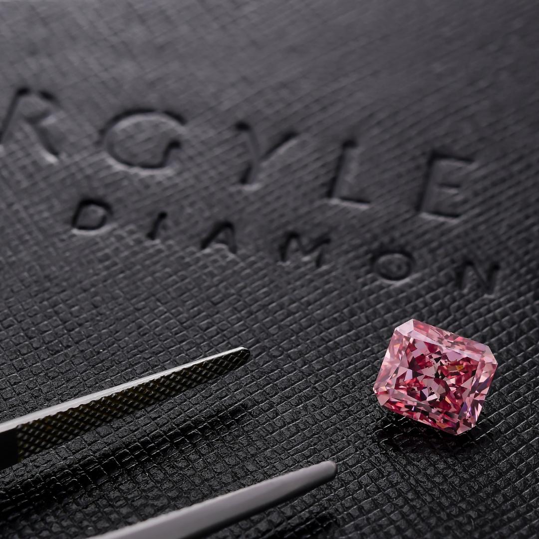 Annual Argyle Diamond Tender 2019