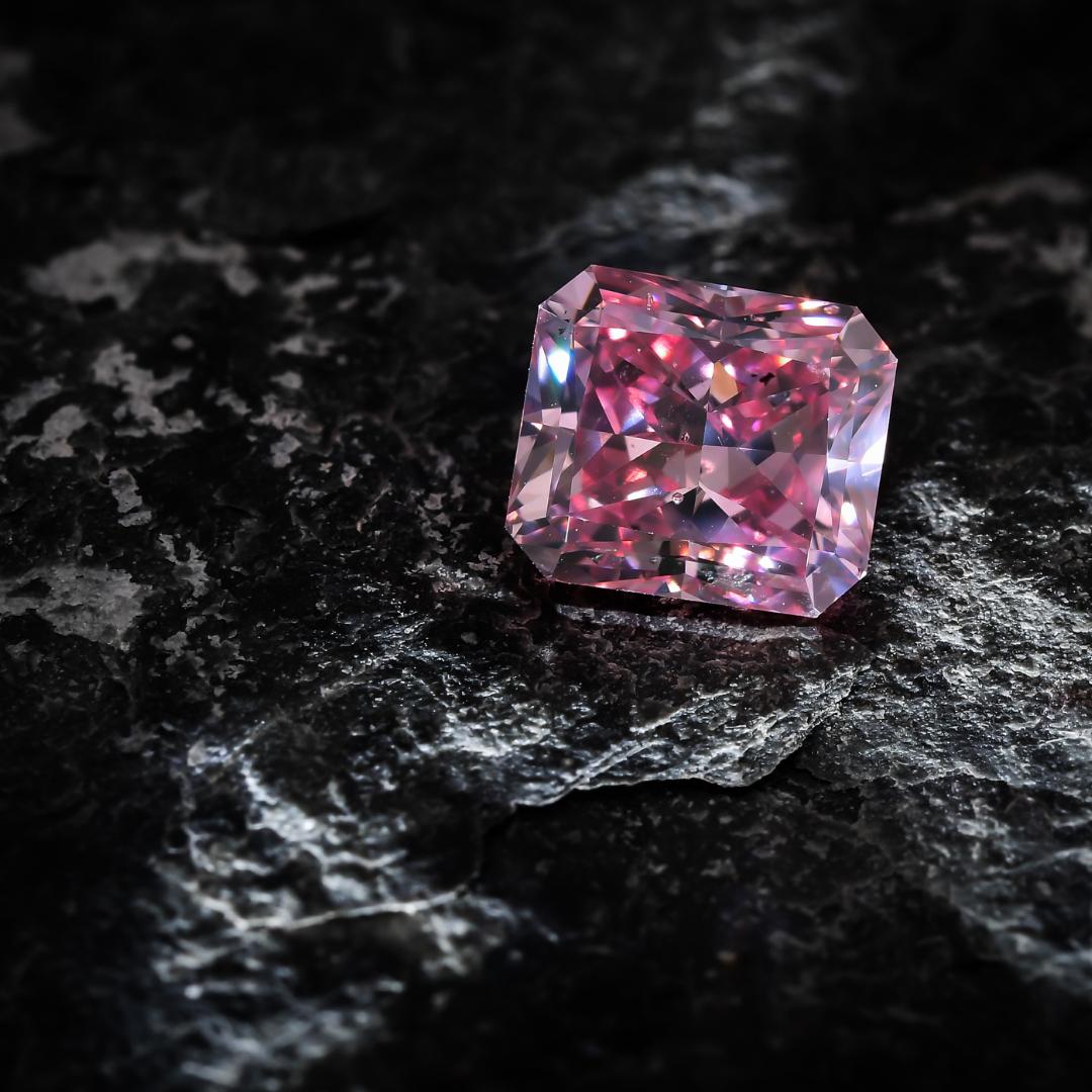 Kimberley Rose Diamond