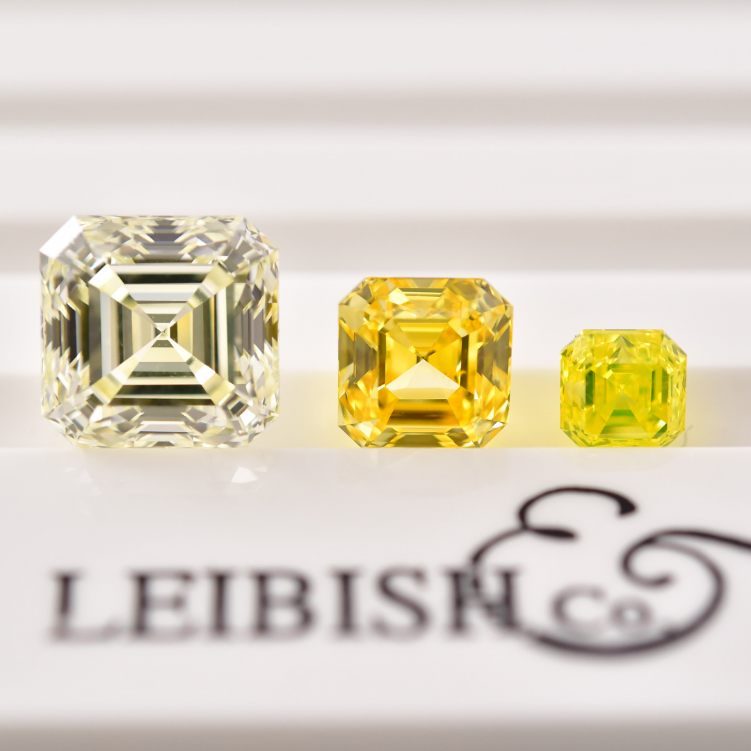 All Types of Yellow Diamonds – Shapes & Shades