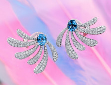 The Combination of Diamonds and Gemstones | Leibish