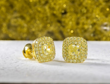 Diamond Earrings - Sizes, Style & more FAQ  | Leibish