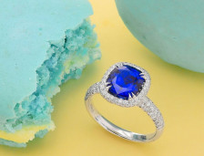 Perfect Gemstone Engagement Rings