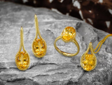About Champagne Sapphires | Leibish