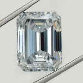 The 14.18 carat fancy blue diamond