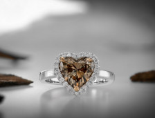Brown Diamonds Jewelry | Affordable Color Diamonds | Leibish