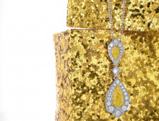 Yellow diamond pendants | Leibish