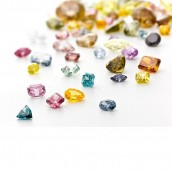 A Collection of Color Diamonds