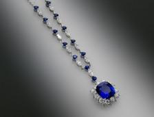 Sapphire Necklaces | Leibish