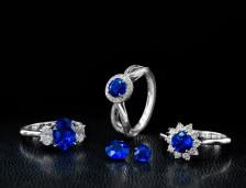 Sapphire Gemstones | Leibish