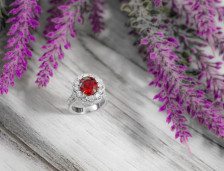 Ruby Gemstones - Color, Value, and Grade | Leibish