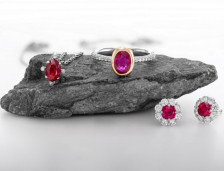 Famous Ruby Jewelry | Leibish