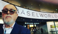 Walking through the halls at Baselworld 2016