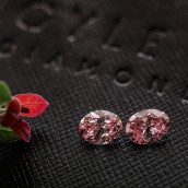 Argyle Tender Purplish Pink Diamonds